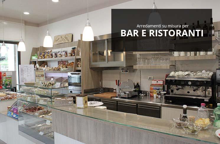 Arredamenti per negozi scaffali per negozi pannelli for Banchi bar e arredamenti completi