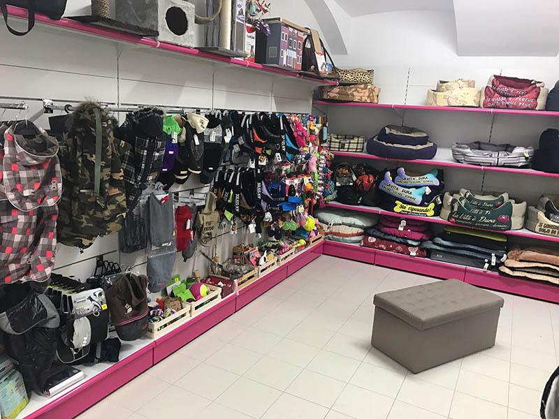arredamento pet shop canton ticino - svizzera - Negozi Arredamento Ticino