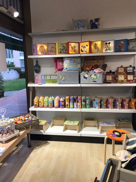 arredamento negozio di oggettistica ticino - Negozi Arredamento Ticino