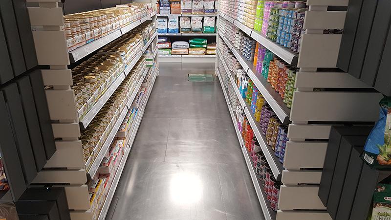 Arredamento negozio per animali arredo discount per animali for Arredamento per cani