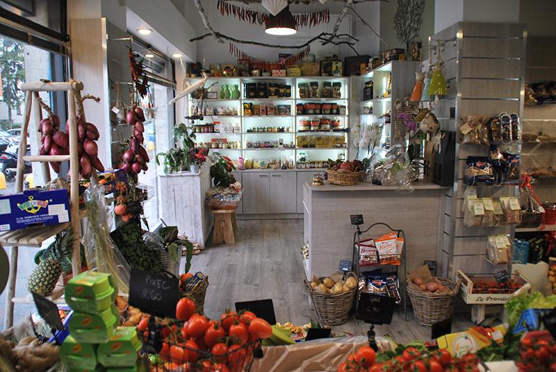 Arredamento negozio alimentare arredo market arredo for Arredamento ortofrutta