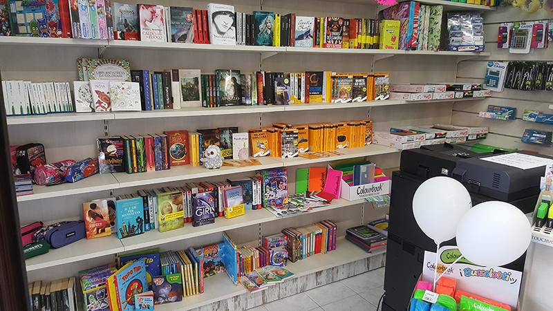 Arredamento negozio cartoleria arredo negozi cancelleria for Subito varese arredamento