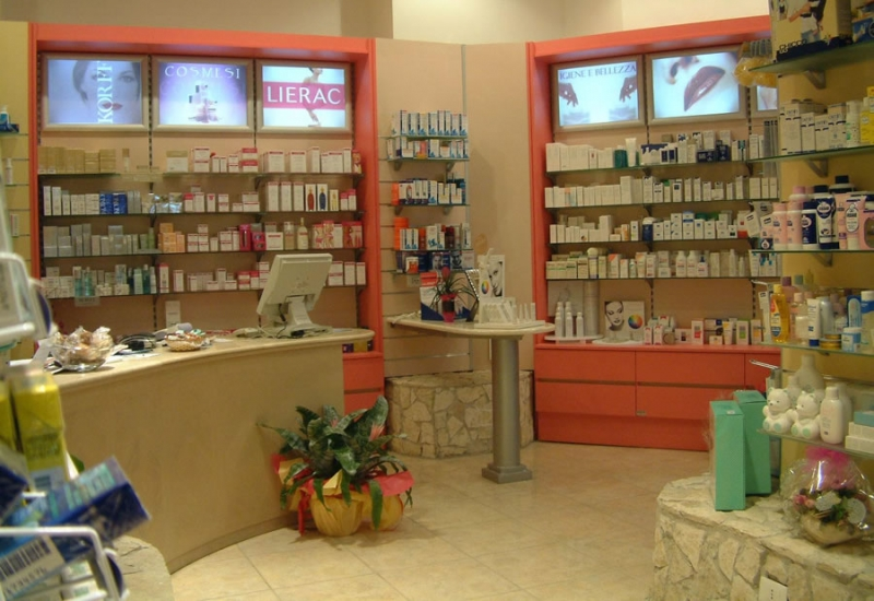 Arredamento farmacia e parafarmacia for Subito varese arredamento