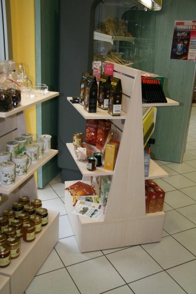 Arredamento negozio alimentari arredo negozio prodotti bio for Arredamento bio