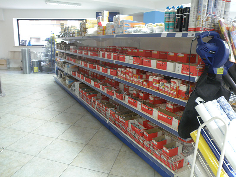 Arredamento ferramenta arredo negozio ferramenta negozio for Arredamenti sicilia