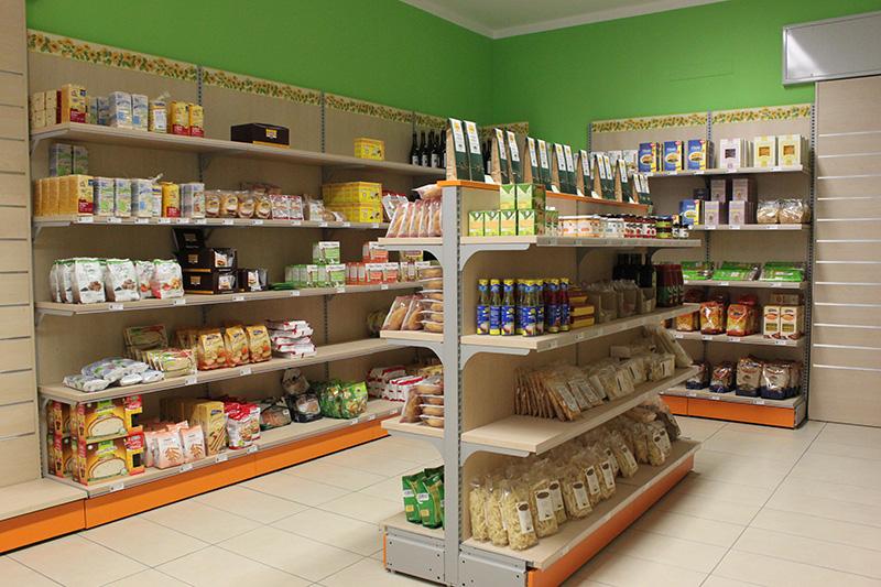 Arredo negozio alimentare arredamento market alimenti como for Negozi arredamento