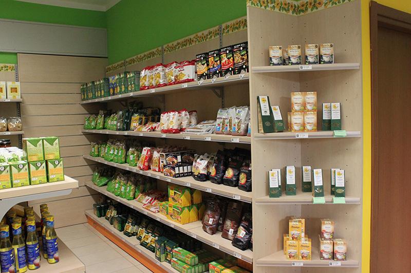 Arredo negozio alimentare arredamento market alimenti como for Arredamento alimentari usato