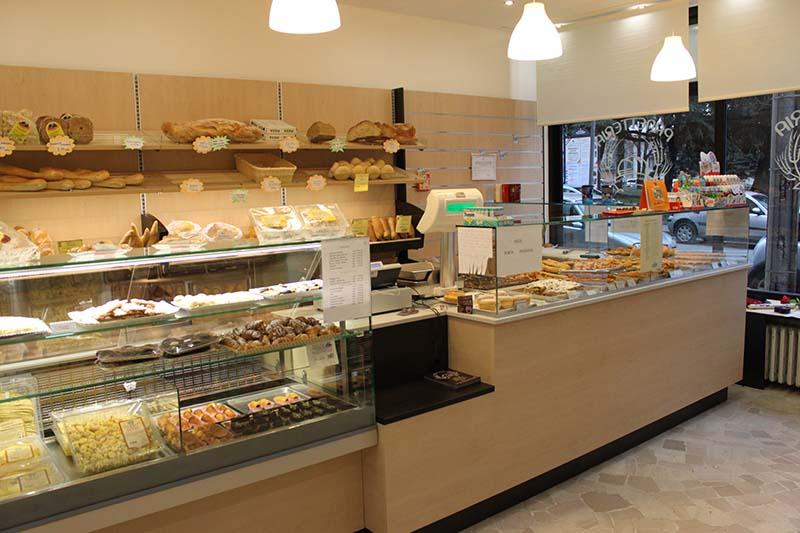 Arredamenti per negozi scaffali per negozi pannelli for Arredamento pasticceria prezzi