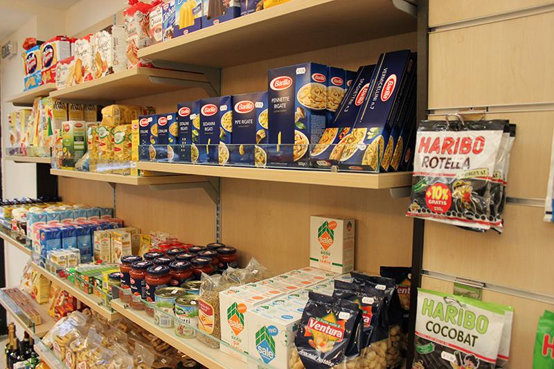 Arredamento panificio arredo panetteria arredo negozio for Arredamento negozi milano