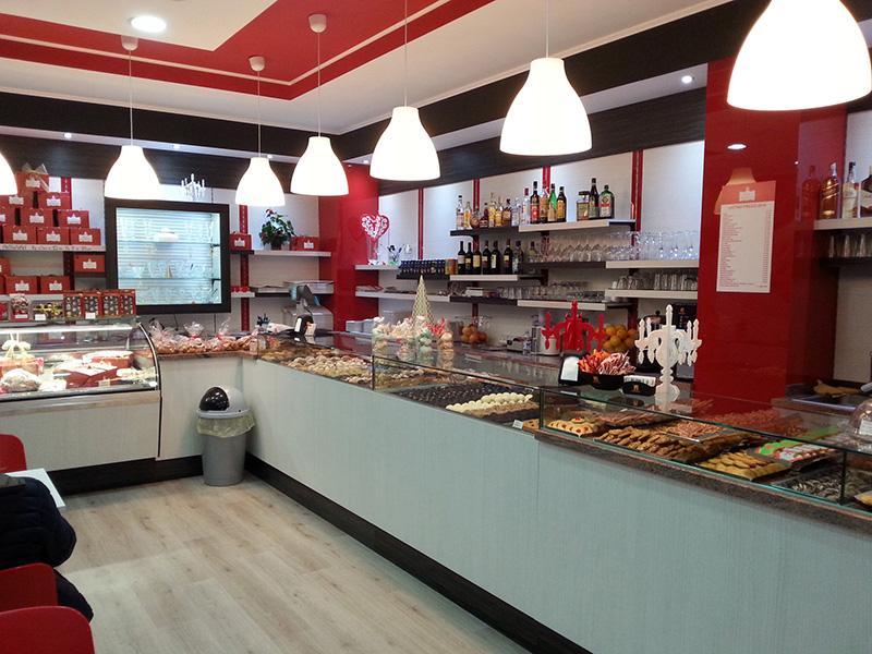 Preventivo arredamento pasticceria preventivi arredo per for Arredamento fast food