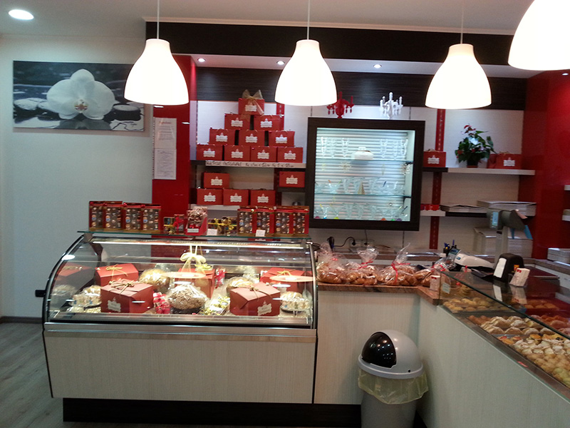arredamento pasticceria milano arredo negozio dolci