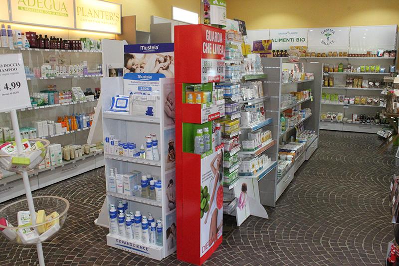 Arredamento farmacia monza arredo parafarmacia negozio for Arredamenti per parafarmacie