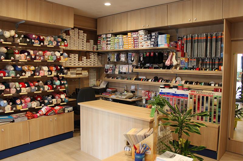 arredamento merceria genova arredo negozio abbigliamento