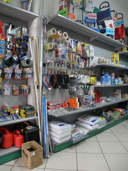 Arredamento ferramenta milano arredo negozio ferramenta for Arredamento ferramenta