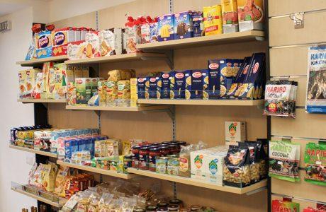 Arredamento negozi alimentari